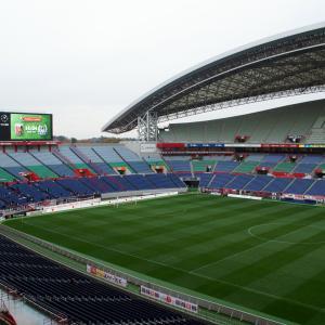 Jリーグ J1最終節 レッズはホーム埼スタでガンバ大阪戦