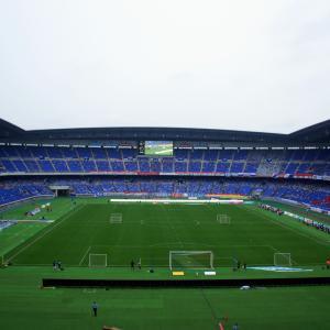 Jリーグ J1第19節 レッズはアウェイで横浜Fマリノス戦
