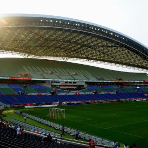 Jリーグ J1第16節 レッズはホームで鹿島戦。