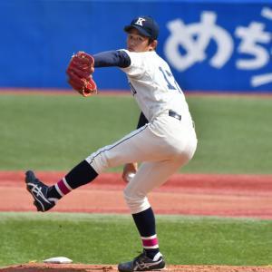 国学院大×日本大【東都大学野球連盟】