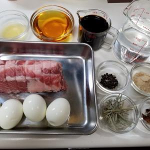 オリエンタル風角煮