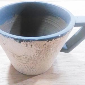 マグカップを作成中