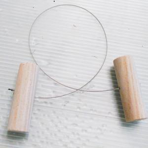 切り糸、しっぴきの作成
