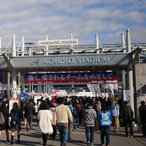 2018年11月24日(土)FC東京 0-2 川崎(味スタ)