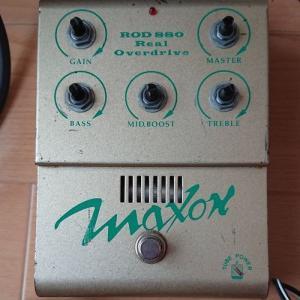 2018年8月10日(金) MAXON ROD 880 買ったったー。