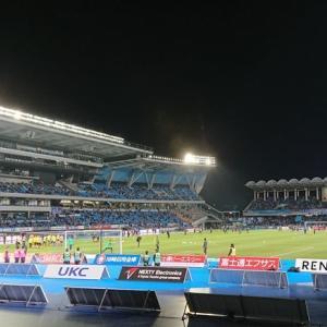 2019年3月1日(金)J1 第2節 川崎F 1-1 鹿島