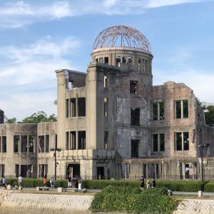 【Peace】75年目の原爆の日に寄せて☆