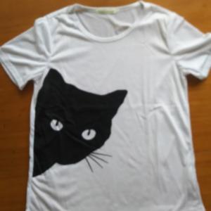 猫Tシャツ第2弾