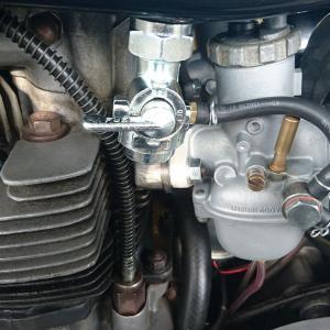 燃料漏れタンクの修復(2)