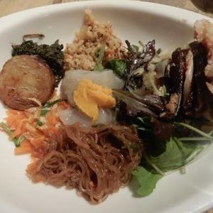 11月24日 腹ペコさんのための ワンデーお惣菜マルシェ 開催。 そして本日 下弦の月。