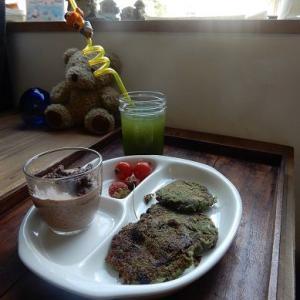 食養生 貧血 低血圧症?の朝食シリーズ2