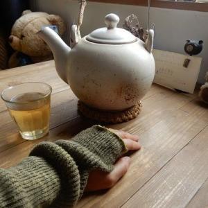 免疫力強化、血圧コントロール、自律神経を安定を期待して 飲むお茶。