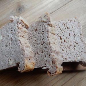 酵母液 で 米粉のグルテンフリー 蒸し焼き🍌バナナブレッド