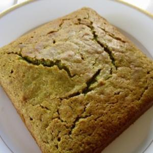抹茶ケーキ レシピ バター不使用