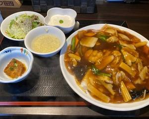 函館 『中華レストラン 杏梨』