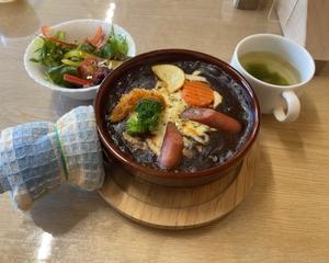 檜山 乙部町 『キッチンカフェ のどか』