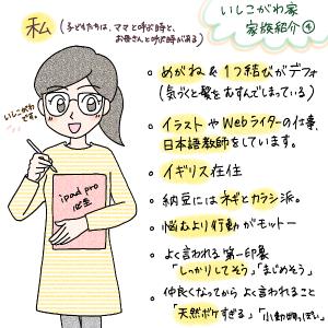 ☆家族紹介☆