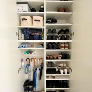 靴箱掃除で驚いた事