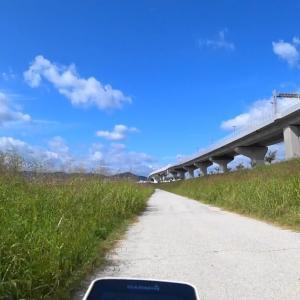 猪名川サイクリングロードを4年ぶりぐらいに走る そして自転車専用レーンつれづれ