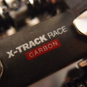 LOOK X-TRACK RACE CARBON! さようなら、シマノ…