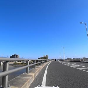 (ロードバイクはじめました系)猪名川~武庫川サイクリングロード・ループ