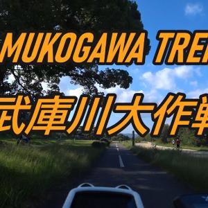 【武庫川大作戦】を決行! ここからロードバイクの世界に登ってゆこう。