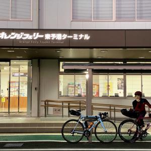 せとうちツーリング withつむりさん(1/3)