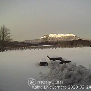 2020年2/23~開田高原の冬