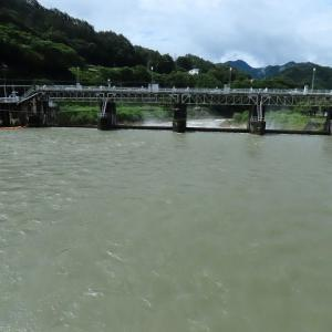 2020年7/26~木曽町~大雨警報
