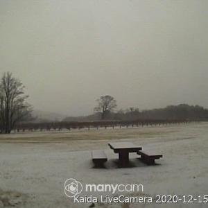 2020年12/14~開田高原雪景色