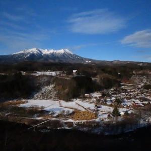 2020年12/24~開田高原の野鳥