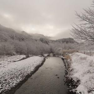 2020年12/28~開田高原は雪景色