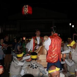 令和元年7/23~水無神社~みこしまくり~⑪