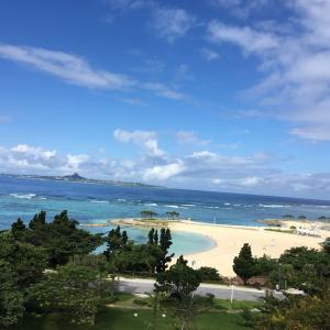 暑い暑すぎるぜ沖縄!