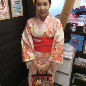 12月13日 今年の漢字 着物レンタル 夢京都 清水寺店