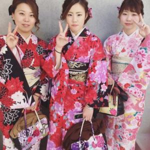 1月8日 明けましておめでとうございます✨着物レンタル 夢京都 清水寺店