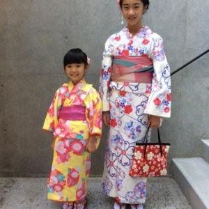12月22日 姉妹でお着物 着物レンタル 夢京都 清水寺店