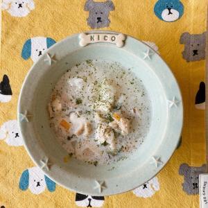 【ニコの手作り犬ごはん】10.30-10.31