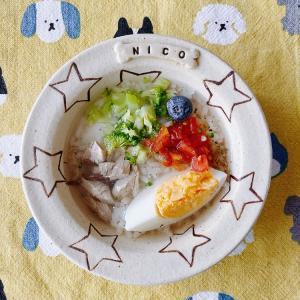 【ニコの手作り犬ごはん】7.21-7.23