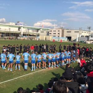 日本代表選手のプレーを間近で観戦