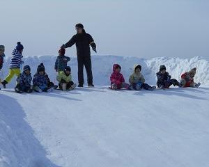 -10度の極寒スノーフェスティバルに行ってきたよ!