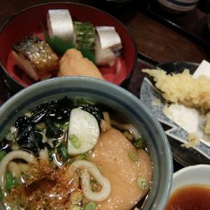納骨と鯖の姿寿司