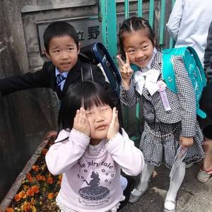 4月5日 入学式