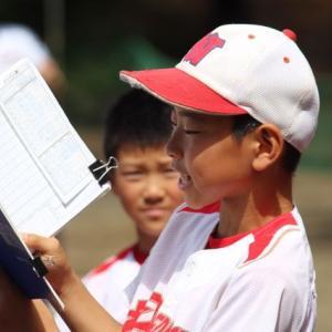 宮前区子ども会連合会少年野球大会 初戦