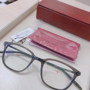 新しい眼鏡注文