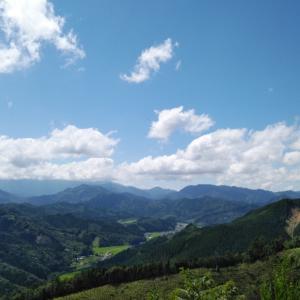 山師カレンダープロジェクト 八月の撮影