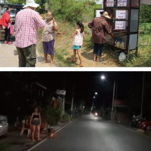 タイ0人 バイバイ中華饅(6)「幸福の路地」