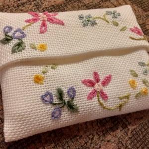 花が好き!刺繍が好き!