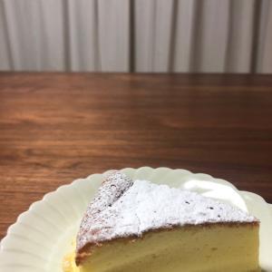 シュワシュワチーズケーキ
