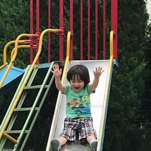 長い長い自粛と子供との遊び
